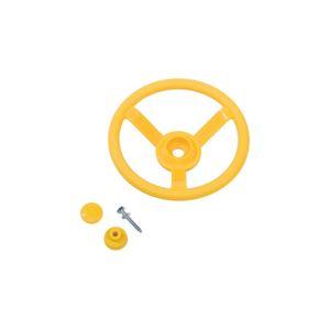 Marimex Play Volant - žlutý