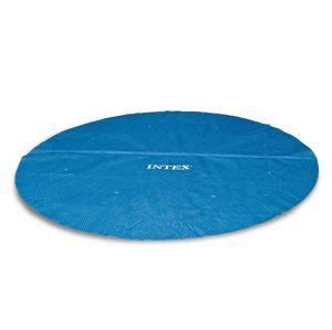 Solárna plachta modrá pre bazény s Ø hladiny 4,57 m