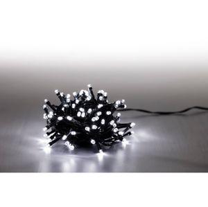 Svetelná reťaz 400 LED - studená biela- 8 funkcií